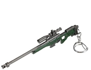 Buy Pubg Awm Sniper Rifle Keychain By Sami Online At Low Prices In