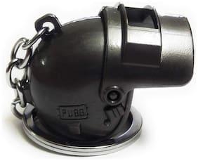 PUBG Level 3 Helmet Player's Battlegrounds Game Armor Model Key Chain