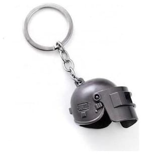 Shrines PUBG Level 3 Helmet Player's Battlegrounds Game Armor Model Key Chain