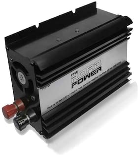 Pyle PINV44 Plug-In Car Power Inverter W/ 40 Ampere Fuse & Modified Sine Wave