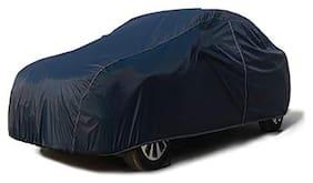 QualityBeast Car Body Cover for New Vitara Brezza Maruti Suzuki (Blue)