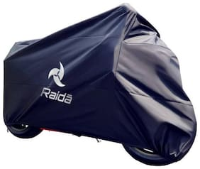 Raida RainPro Cover for Royal Enfield Bullet 500 (Navy Blue)