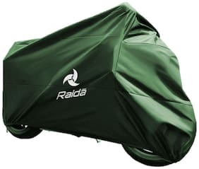Raida RainPro Bike Cover for  Royal Enfield Bullet 350 ( Military Green )