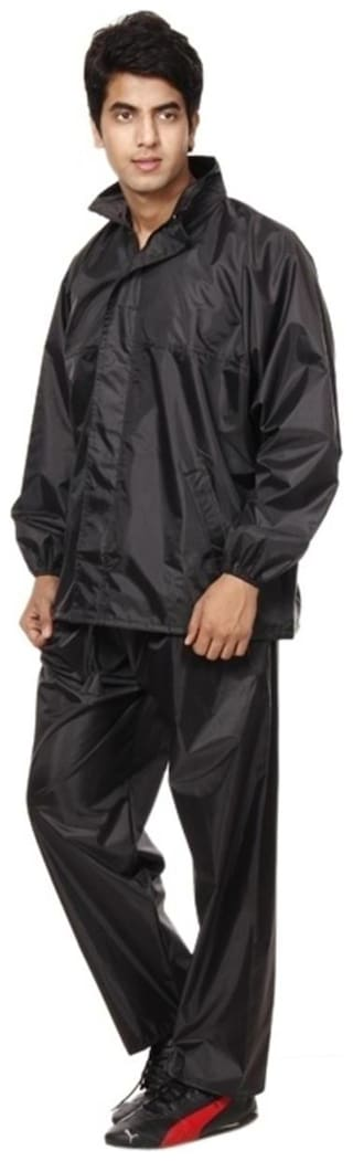 Rain coat with free pant by wadhwacreations
