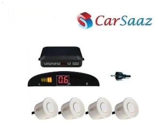 Reverse Parking Sensor - White for HYUNDAI EON