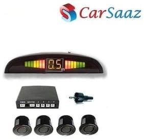 Reverse Parking Sensor -Black for MAHINDRA QUANTO
