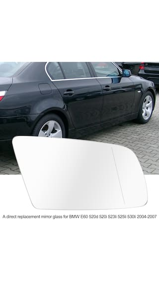 Buy Right Side Door Wing Mirror Glass With Heated Function For Bmw