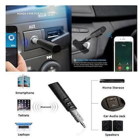Rishtavia Car bluetooth BT-450 with mic