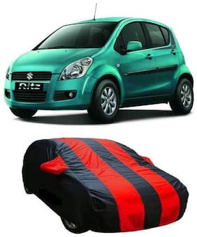 Ritz red blue car cover