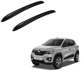 Roofrails for Kwid Colour: Moonlight-Silver