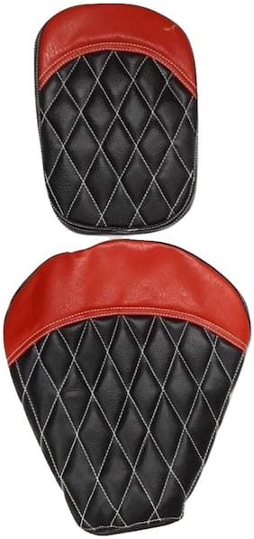 Royal Enfield Classic 500 Seat Cover Maroon