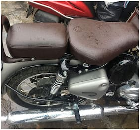 SaharaSeats Classic Original Seat Cover for 350/500 (Coffee Brown)