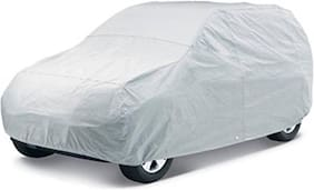 Sarte Polyster SILVER MATTY CAR BODY COVER FOR MARUTI SUZUKI SWIFT VDI