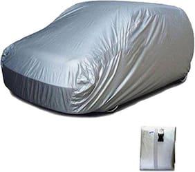 Sarte Polyster Car Cover For Maruti Suzuki Wagonr - Without Mirror Pockets