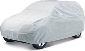 Sarte SILVER MATTY CAR BODY COVER FOR MARUTI SUZUKI SWIFT VDI (2014)