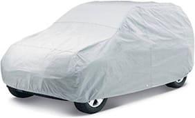 Sarte SILVER MATTY CAR BODY COVER FOR MARUTI SUZUKI SWIFT VDI (2014)