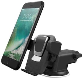 SBA Entice QUICK ONE TOUCH  Premium Car Mount holder for Smart phones with multi angle adjustable For Tesla