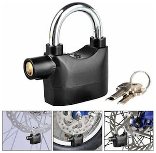 Buy Security Alarm Anti-Theft Lock For Home, Office, Motorcycle, & Bicycle  (1Pc) Multi Color Online at Low Prices in India - Paytmmall.com