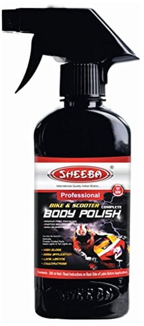 Sheeba Bike And Scooter Complete Body Polish (200 Ml)