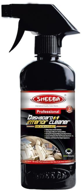 Sheeba Dashboard and Interior Cleaner (200 ML)