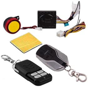 SHOP4U Bike  Alarm Security System Kit for Honda CLIQ