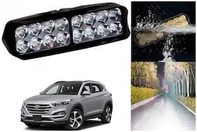 SHOP4U Waterproof 16 LED Fog Light Head Lamp for Hyundai Tucson ( Set of 1 )