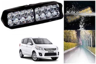 SHOP4U Waterproof 16 LED Fog Light Head Lamp for Maruti Suzuki Ertiga ( Set of 1 )