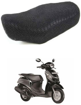 Shopland Sweat Free Double Net Single Bike Seat Cover For Honda CD 110 Dream