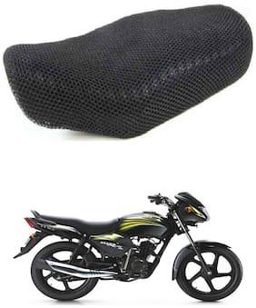 Shopland Sweat Free Double Net Single Bike Seat Cover For TVS Scooty Zest110