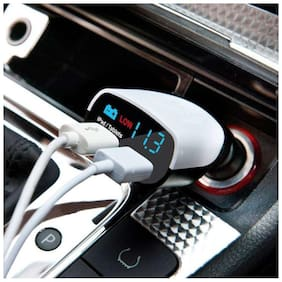 SHOPLINE LED Dual USB HWCC-R58 Car Charger #16