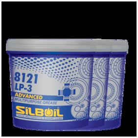 Silboil All Purpose Lp-3 Advanced Nlgi-3 Semi-Lithium Based Grease (200 ml) Pack Of 3