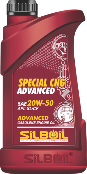 Silboil Special Cng-Advanced 20W-50 Sl/Cf Full Synthetic Engine Oil For Petrol;Cng And Diesel Suvs (1 L)