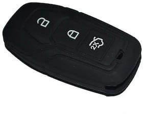 Silicone Key Cover for Ford Figo Aspire (PUSH BUTTON START)