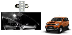 Skynex 16 LED SMD Car Dome Ceiling Roof Interior Reading Light For Mahindra Nuvo Sport