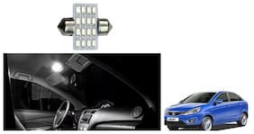 Skynex 16 LED SMD Car Dome Ceiling Roof Interior Reading Light For Tata Zest