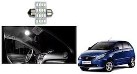Skynex 16 LED SMD Car Dome Ceiling Roof Interior Reading Light For Tata Indica Vista