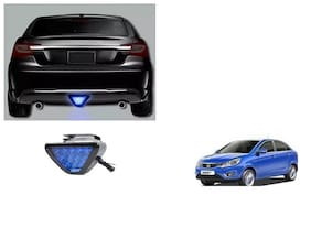 Skynex Blue Brake Flasher Led light For Tata Zest