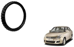 Skynex Finger Grip Steering Cover Black For Maruti Suzuki Swift Dzire