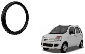 Skynex Finger Grip Steering Cover Black For Maruti Suzuki WagonR