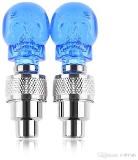 Skynex Monster Motion sensor Blue set of 2 Royal Enfield Classic 350