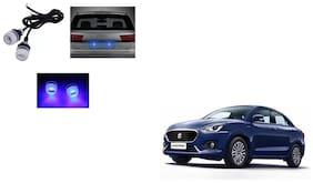 Skynex Name Plate led Light Blue For Maruti Suzuki New Swift Dzire (Type 3 2017)