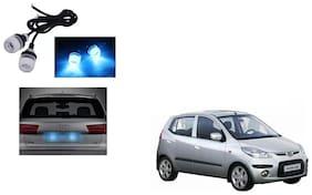 Skynex Name Plate led Light Blue For Hyundai i10 Old