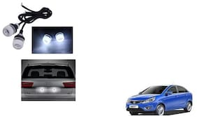 Skynex Name Plate led Light White For Tata Zest
