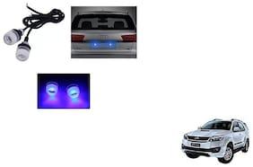 Skynex Name Plate led Light Blue For Toyota Fortuner type 3