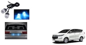 Skynex Name Plate led Light Blue For Toyota Innova CrystA