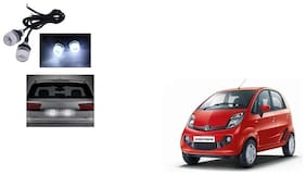 Skynex Name Plate led Light White For Tata Nano