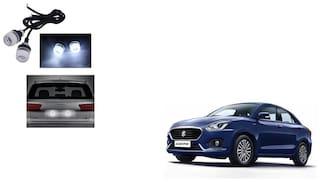 Skynex Name Plate led Light White For Maruti Suzuki New Swift Dzire (Type 3 2017)
