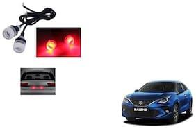 Skynex Name Plate led Light Red For Maruti Suzuki New Baleno