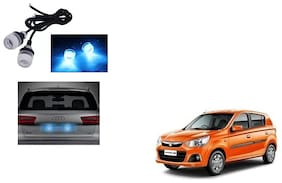 Skynex Name Plate led Light Blue For Maruti Suzuki Alto K10