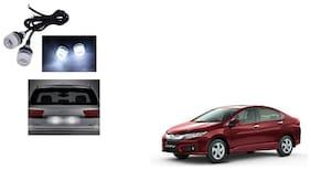 Skynex Name Plate led Light White For Honda City I Vtech